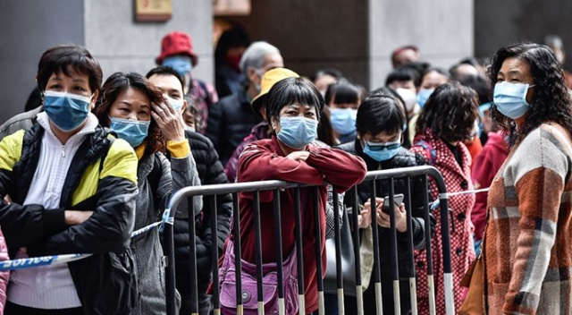 Çin'de yeniden Covid-19 alarmı! Tüm kente test yapılacak