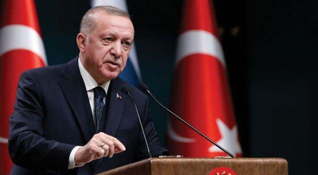 Erdoğan'dan KKTC Cumhurbaşkanı Tatar'a tebrik telefonu