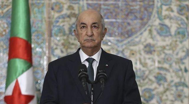 Covid-19 tedavisi gören Cezayir Cumhurbaşkanı Tebbun, Almanya'ya nakledildi