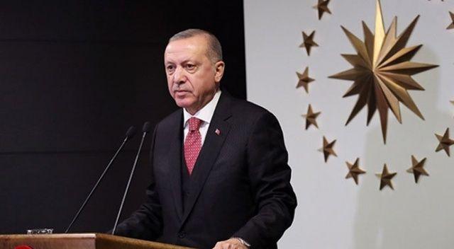 Cumhurbaşkanı Erdoğan, Azerbaycan Bağımsızlık Günü'nü kutladı