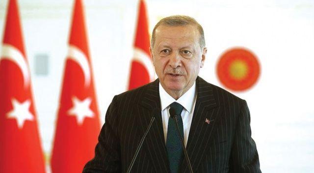 Cumhurbaşkanı Erdoğan'dan, BBP lideri Destici'ye tebrik mesajı