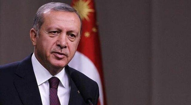 Cumhurbaşkanı Erdoğan'dan dost ülkelere teşekkür mesajı