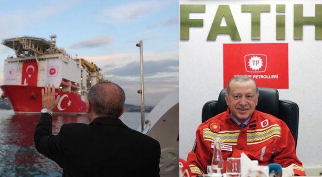 Cumhurbaşkanı Erdoğan da sosyal medya akımına katıldı