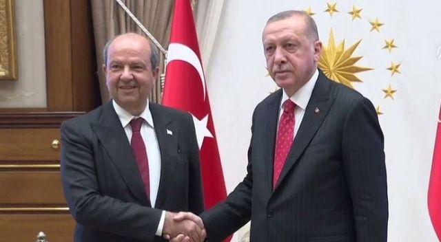 Cumhurbaşkanı Erdoğan özel günde Kıbrıs'ta olacak