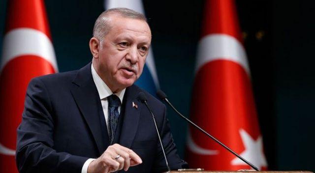 Cumhurbaşkanı Erdoğan: Yunanistan'a zaman kazandırmak istediler