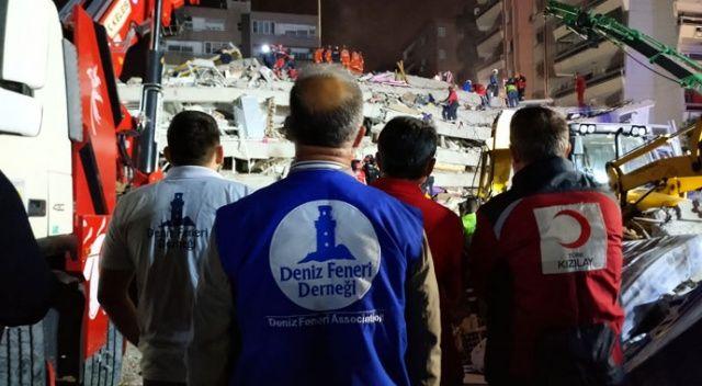 Deniz Feneri Derneği, İzmir için harekete geçti!