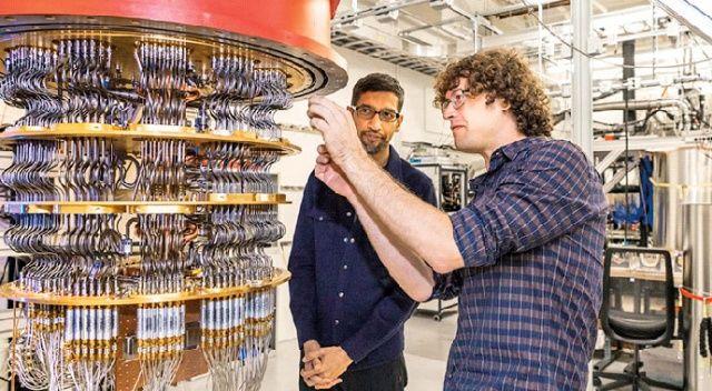 Dijital dünyanın anahtarı kuantum bilgisayarlar