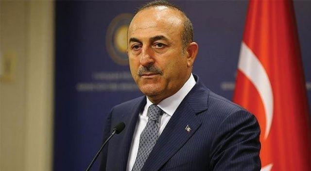 Dışişleri Bakanı Çavuşoğlu: 'Ersin Tatar'ı gönülden kutluyoruz'