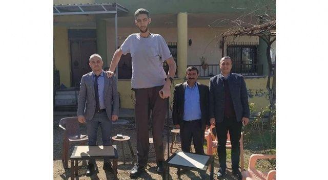 Dünyanın en uzun insanı Sultan Kösen, korona virüse yakalandı