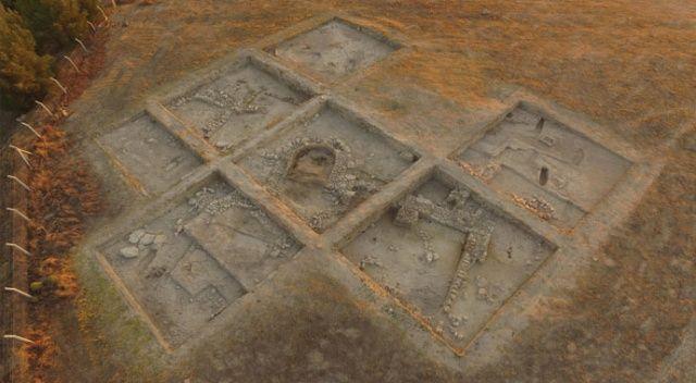 Ekşi Höyük kazı çalışmalarında bulundu... Tam 8 bin 600 yıllık