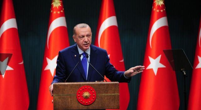 Erdoğan'dan Almanya'daki cami baskınına kınama