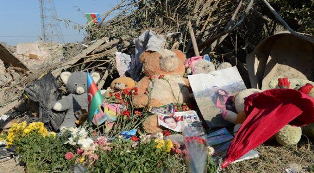 Ermeniler Rus çocuğu da katletti