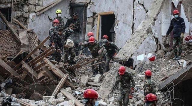 Ermenistan'ın saldırılarında 33 günde 91 kişi hayatını kaybetti