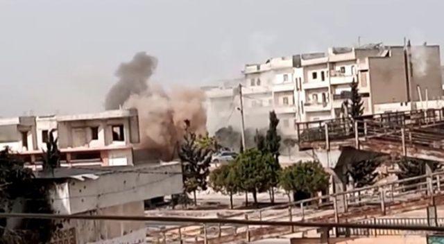 Esad rejiminden Ariha'ya topçu saldırısı: 2 ölü, 10 yaralı