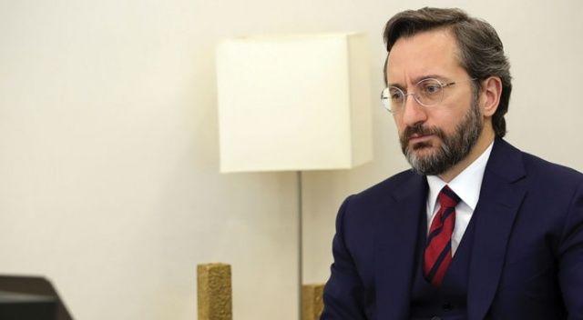 Fahrettin Altun: 'Terör örgütleri, itibar cellatları ve yalancılarla mücadelemiz sürecek'