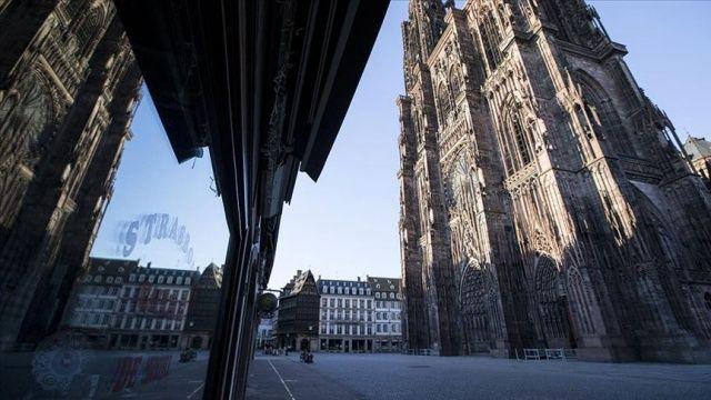 Fransa'da sokağa çıkma kısıtlaması