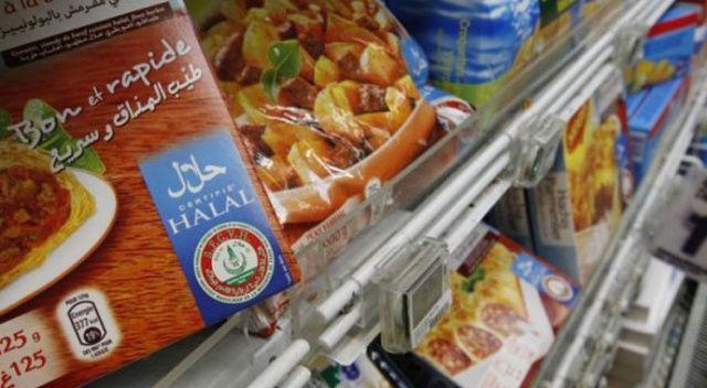 Fransa İçişleri Bakanı: Helal gıda ürünleri reyonlarından rahatsız oluyorum