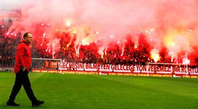 Galatasaray: Fatih Terim bizim kırmızı çizgimizdir