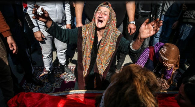 Gence'de katledilenler ebediyete uğurlandı