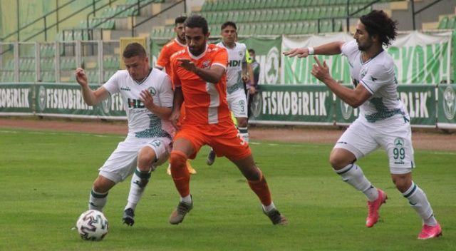 Gol düellosunu kazanan Giresunspor