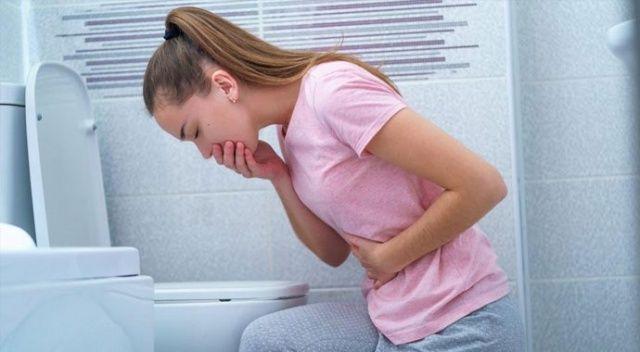 Hamilelik  bulantısına zencefil