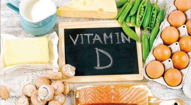 Hastaların yüzde 80'inde D vitamini eksikliği tespit edildi