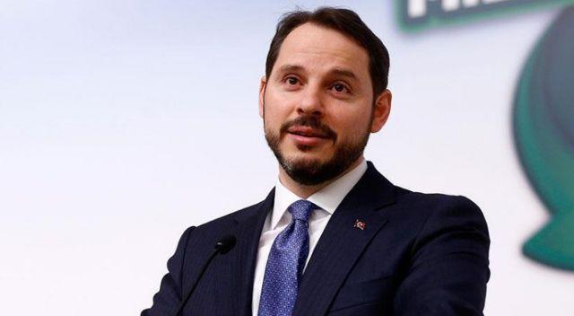 Hazine ve Maliye Bakanı Berat Albayrak'tan destek paketi açıklaması