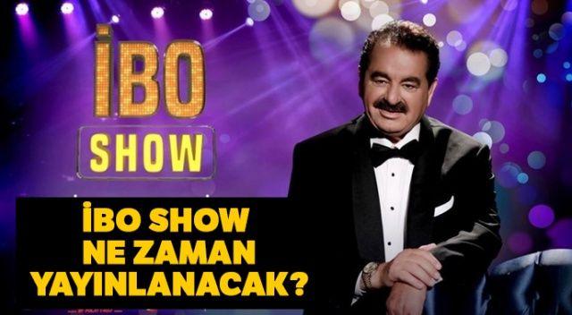 İbo show neden yok?   İbo şov neden yayınlanmadı?   İbo show 2020 ne zaman yayınlanacak?