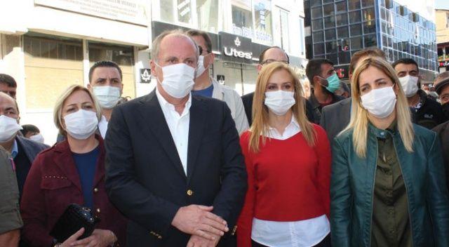 İnce: CHP yönetimine güvenmiyorum