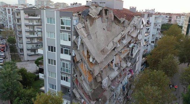 İTÜ'den deprem raporu: Binalar alüvyonal ovada yapılmış ve zayıflar