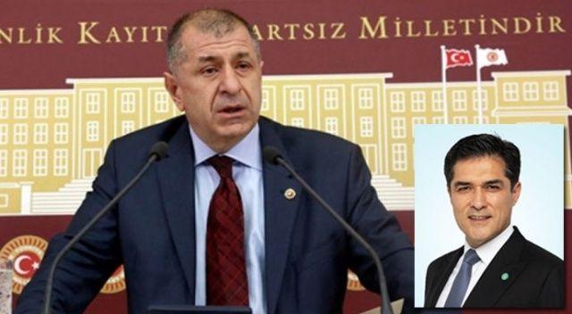 İYİ Parti Milletvekili Ümit Özdağ'dan 'Buğra Kavuncu' iddiası