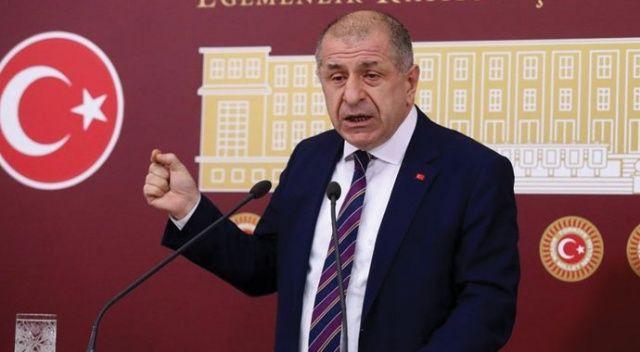 """İYİ Partili Ümit Özdağ'dan """"istifa et"""" çağrılarına cevap: Bir yere gitmiyorum"""
