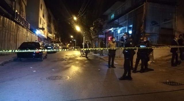 İzmir'de pompalı tüfekli kavga: 1 ölü, 1 yaralı