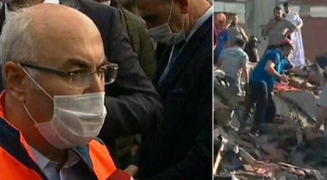 İzmir Valisi: Kan  ihtiyacı yok
