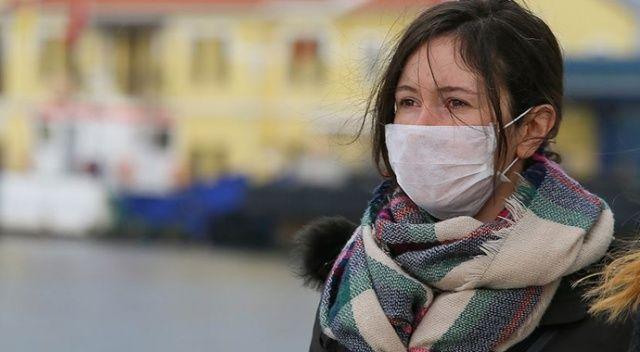 Japon araştırmacılar maskelerin koruyuculuğunu kanıtladı