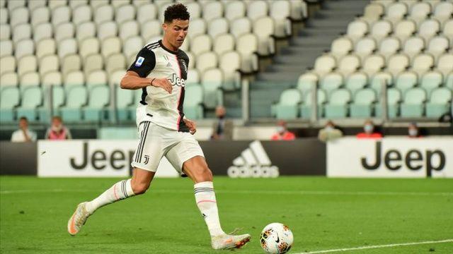 Juventus, Cristiano Ronaldo'nun Covid-19'u atlattığını duyurdu