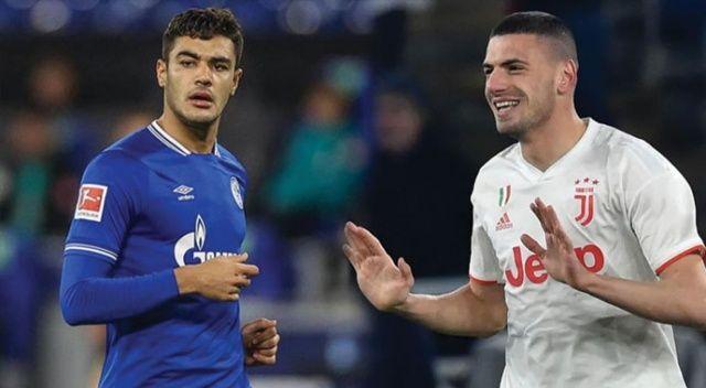 Juventus, Ozan Kabak için devrede
