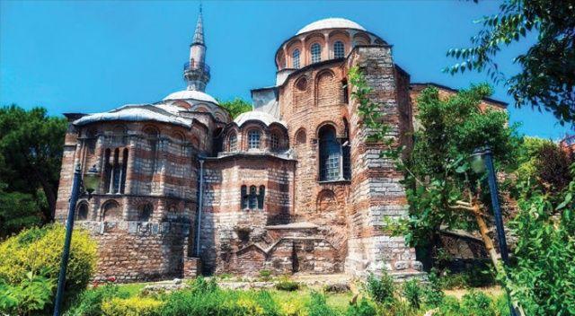 Kariye Camii 30 Ekim'de yeniden ibadete açılacak