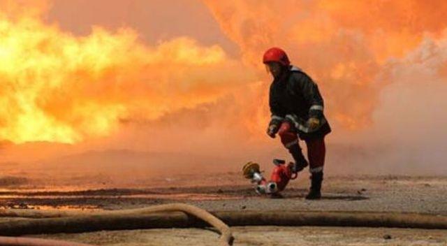Kerkük'te petrol kuyusu korumalarına silahlı saldırı