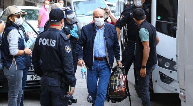 Kobani eylemleri soruşturmasında gözaltına alınan 20 şüpheli için tutuklama talebi