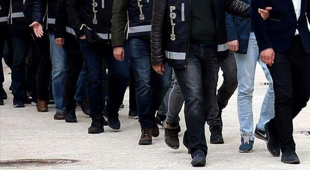 Konya merkezli 6 ilde FETÖ operasyonu: 5 gözaltı