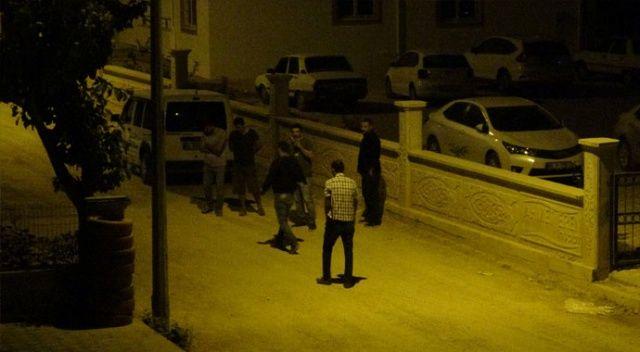 Kozan'da iş adamına silahlı saldırı