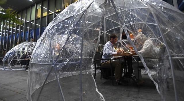 Kubbeli pandemi lokantası
