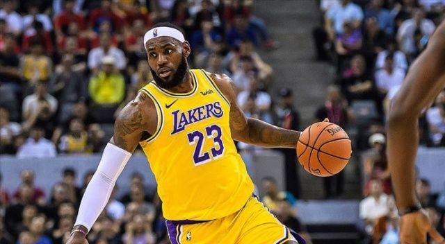 Lakers şampiyonluğa bir adım daha yaklaştı