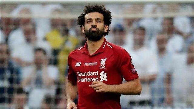 Liverpool'da '100'ler kulübü'nün son üyesi Muhammed Salah