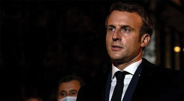 """Macron: """"Nice saldırısının ardından ülkede görev alan asker sayısı 3 binden 7 bine çıkarıldı"""""""