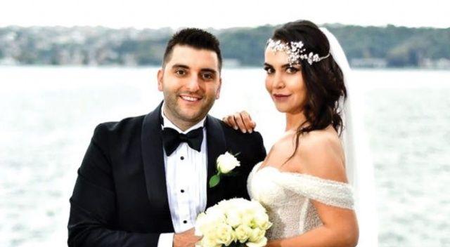 Masterchef Duygu, 'beni aldattı' dediği nişanlısı ile evlendi!