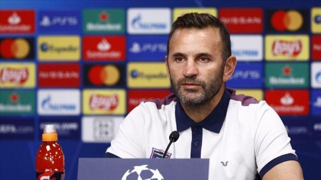 Medipol Başakşehir Teknik Direktörü Buruk: Hiçbir takım yenilmez değil