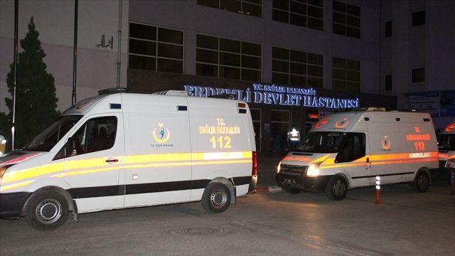 Mersin'de sahte alkolden 1 kişi öldü, 1 kişi tutuklandı