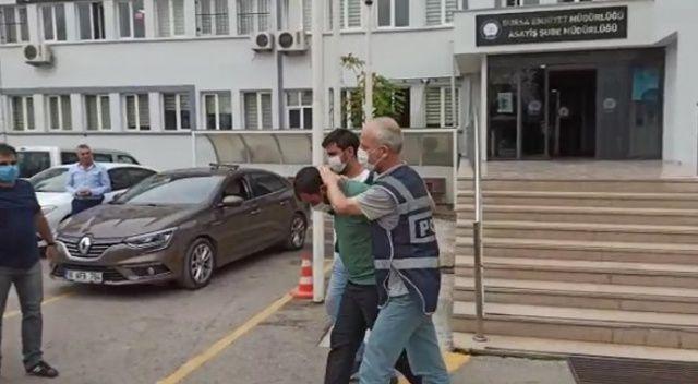 Mersin'de Seher Özkurt'u öldüren şüpheli Bursa'da yakalandı